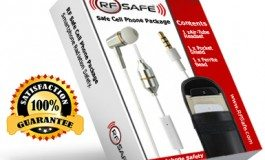 RF Safe SCP (Safe Cell Phone) Accessory Packages