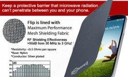 RF Safe Launches Samsung Smartphone Flip Cases To Shield Cell Phone Radiation