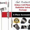 RFSAFE Deluxe Cell Phone Radiation Safety Package