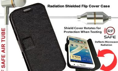 Cell Phone On Your Belt Brings Radiation To Liver And Kidneys