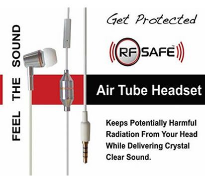 air-tube headset