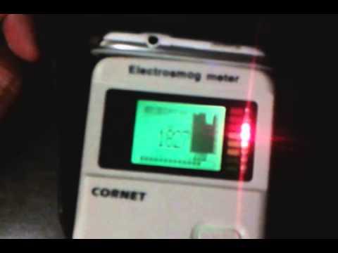 RF Safe Flip Cover Shields - Video Test Results - World's Best Phone Case Radiation Shield