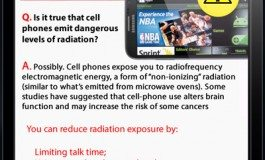 Consumer Reports Cell Phone Radiation Possibly Dangerous, Safe Levels Unknown