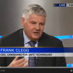 Frank Clegg- CEO of Canadians for Safe Technology C4ST