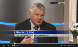 Former President of Microsoft Canada Advocates for Wireless Radiation Safety