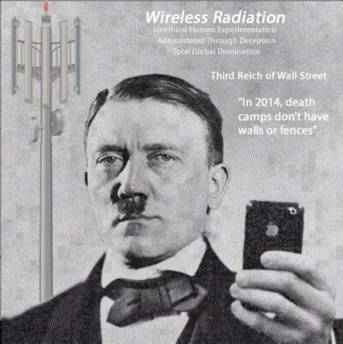 Human Cell Phone and WiFi Radiation Experiments Violate Nuremberg Treaty