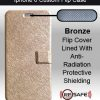 bronze-iphone6-custom-flip-case