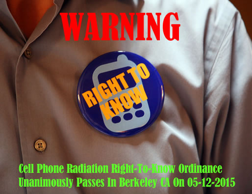 Cellphone-Radiation-Right-To-Know-Ordinance-Unanimously-Passes-Berkeley-CA
