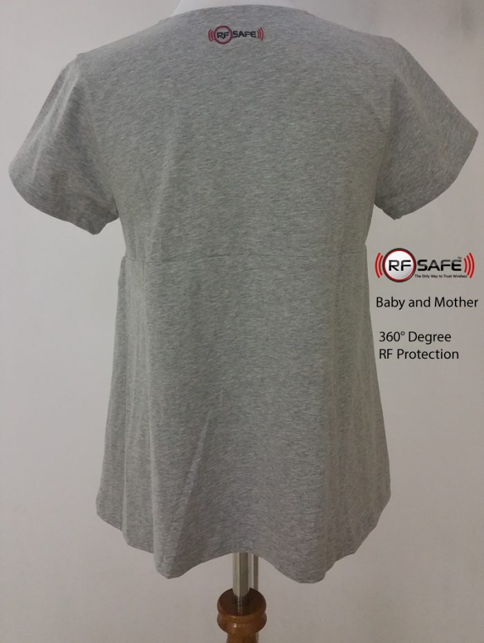 rear-view-rf-shielded-maternity-dress-lined-wireless-radiation-silver-fiber-protection