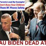 Did Cell Phone Radiation Cause Brain Tumor Of VP Joe Biden's Son Beau Biden?