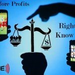 Right to Know about cell phone radiation