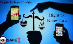 Wall Street Journal Reports On Berkeley Cell Phone Radiation Ordinance