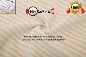 RFSafe-Three Layers With RF Shielding Organic Cotton Silver Fiber Inside