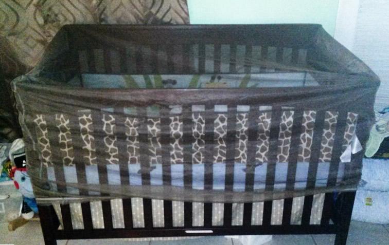Rf Emf Shielded Baby Crib Canopy Rf Radio Frequency Safe