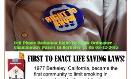 Newsweek Dials In on Legal Battle Over Berkeley Smartphone Radiation Warnings