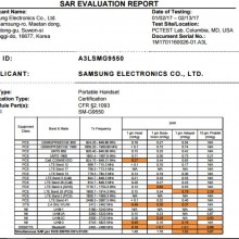 SAR-Level-Samsung-S8-plus-A3LSMG955O
