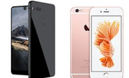 Essential PH-1 vs Apple iPhone 7