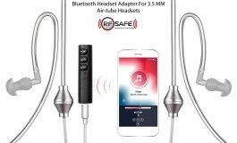 Wireless 3.5mm Headset Adapter BT v4.1