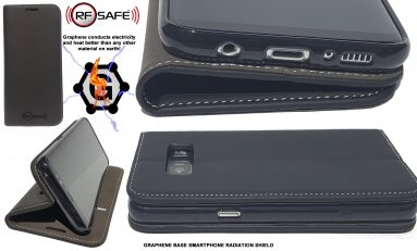 RF Safe swiftly moves graphene from research lab to consumer marketplace with health conscious smartphone case