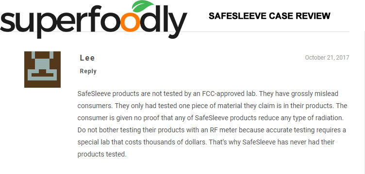 SafeSleeve-products-are-not-tested-by-an-FCC-approved-lab-review-safesleeve-radiation-case
