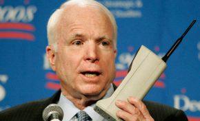 Rise in Glioblastoma Brain Tumors and Fall of Sen. John McCain