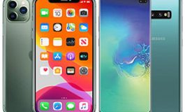 APPLE IPHONE 11 PRO MAX vs SAMSUNG GALAXY S10 Plus