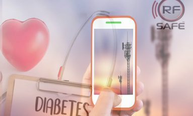 Diabetes Cell Phone Radiation Study