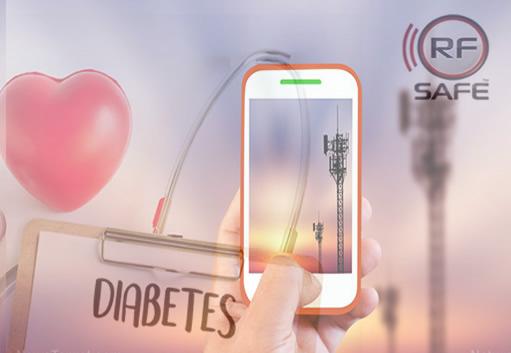 Diabetes-Cell-Phone-Radiation
