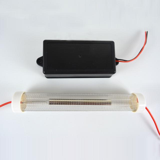 QuantaLamp 40-Watt 222nm Far UVC Light Excimer Bulb First-UVC FUV-Series 40w Far-UV Light 24V DC